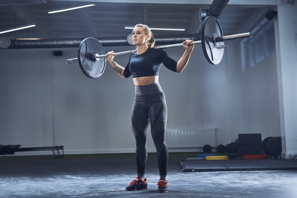 The Best Sneakers For Strength Sessions — Think HIIT and Weightlifting