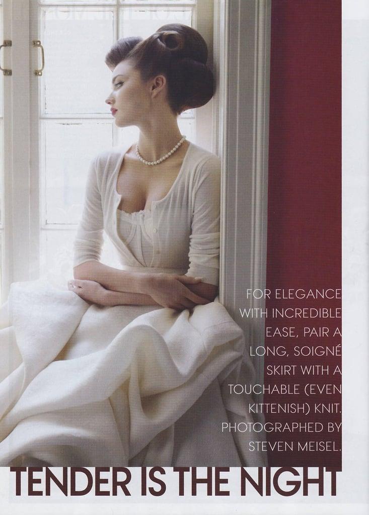 September 2010: US Vogue