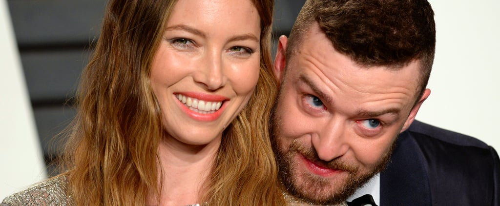 "Justin Timberlake Had to Be ""Pretty Persistent"" to Get Jessica Biel to Date Him"
