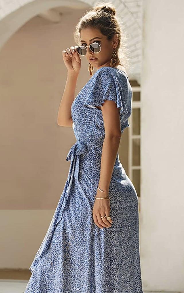 Summer Maxi Dresses on Amazon