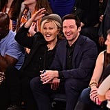 Deborra-Lee Furness and Hugh Jackman