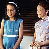 Lindsay Lohan as Hallie and Annie
