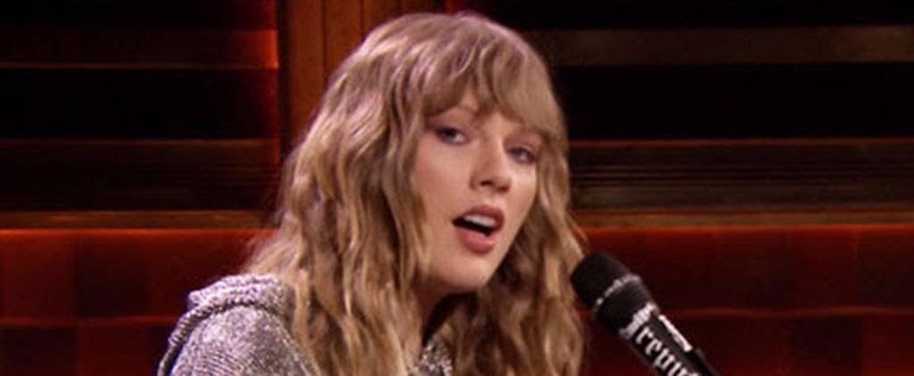 Taylor Swift's Surprise Tonight Show Performance Will Make You Smile and Cry at the Same Time