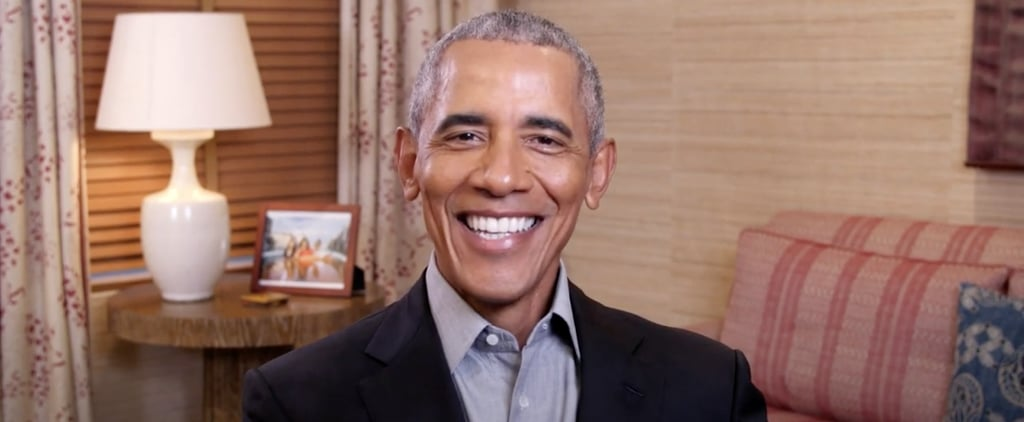 Watch Barack Obama Talk Family and His Memoir on Kimmel