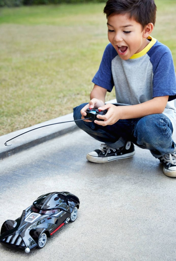 For 5-Year-Olds: Hot Wheels R/C Star Wars Darth Vader Vehicle