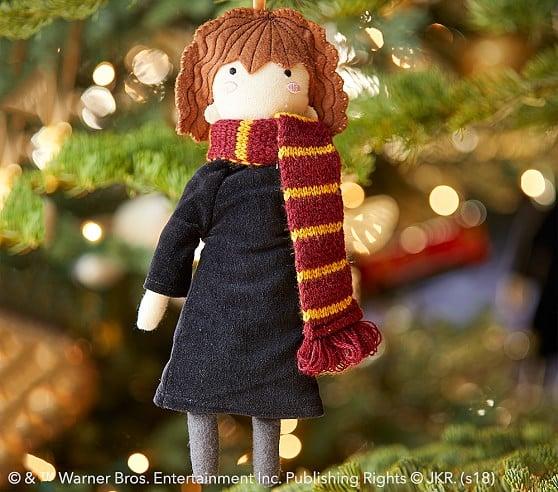 Pottery Barn Kids Hermione Granger Ornament Best Harry