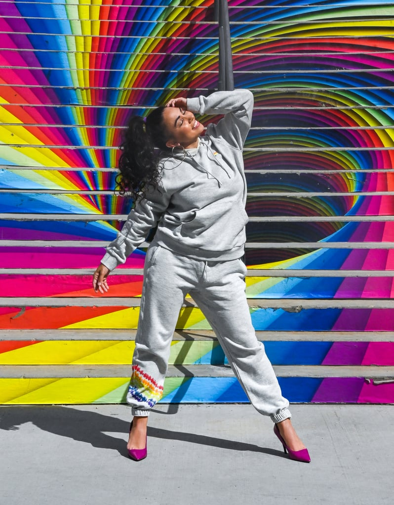 Fabletics The Pride Hoodie and Sweatpant