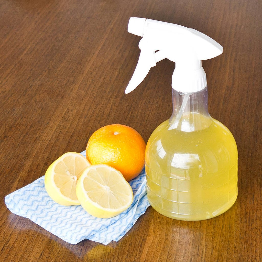 DIY Green Cleaning Products