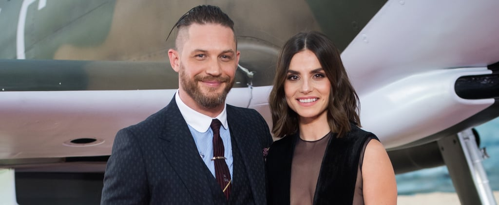 Meet the Woman Who Won Tom Hardy's Heart