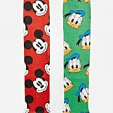 Mickey Mouse and Donald Duck Socks
