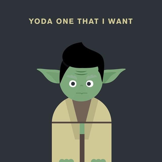 Yoda One That I Want
