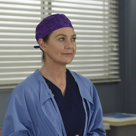 Ellen Pompeo Talks Aging on Grey's Anatomy