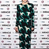 Drew Barrymore also posed solo at her DC premiere of Big Miracle.