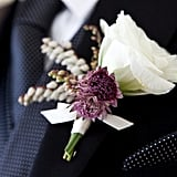 Victorian-Inspired Boutonniere