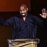 When He Was So Pumped at the 2015 CFDA Awards That He Requested Two High Fives