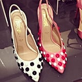 It's almost like these Jerome Rousseau heels were covered in candies!