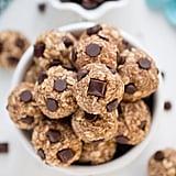 Peanut Butter Chocolate Chip Balls