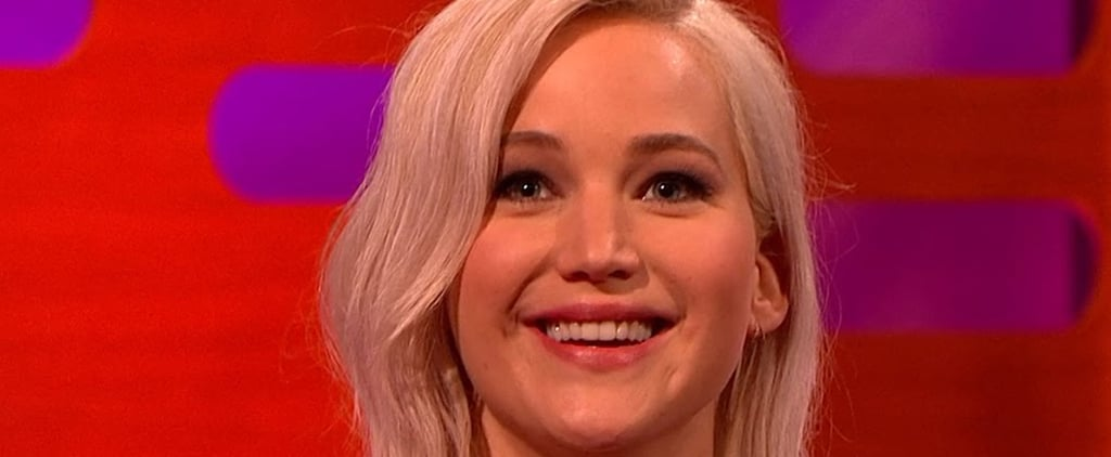 "Jennifer Lawrence Recalls the 1 Time She ""Humiliated Myself More Than I Ever Have Before"""