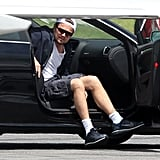 Bradley Cooper and Leonardo DiCaprio Pictures En Route to Ryan Kavanaugh's Bachelor Party