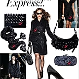 Photos of 2010 Fall Diane von Furstenberg Catalog