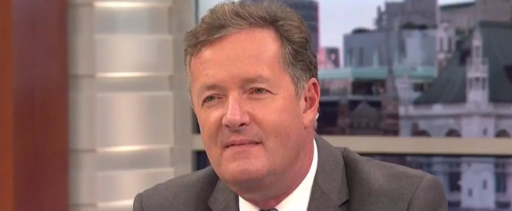 Piers Morgan Trolled by Susanna Reid