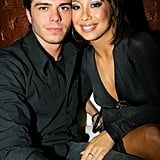 Cheryl Burke and Matthew Lawrence Pictures