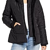 Maralyn & Me Hooded Puffer Jacket