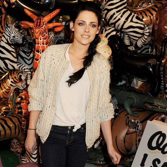 Kristen Stewart at Mulberry Afterparty in London Pictures