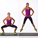 Sumo Squat Jumps