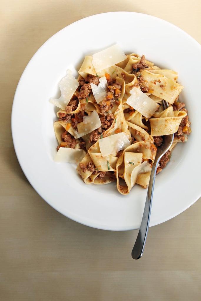 Slow-Cooker Bolognese
