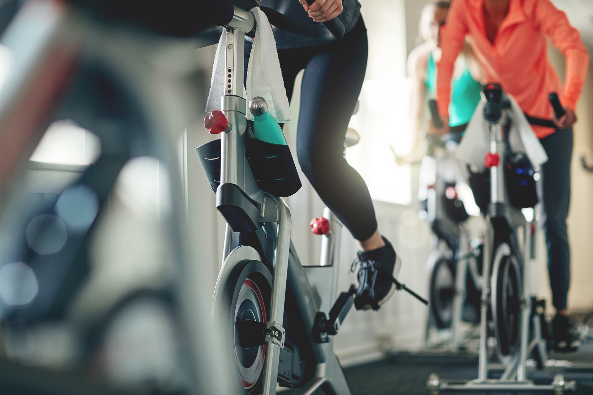 Spin, Sweat, Repeat: This 40-Minute Playlist Is Your New Indoor Cycling Soundtrack