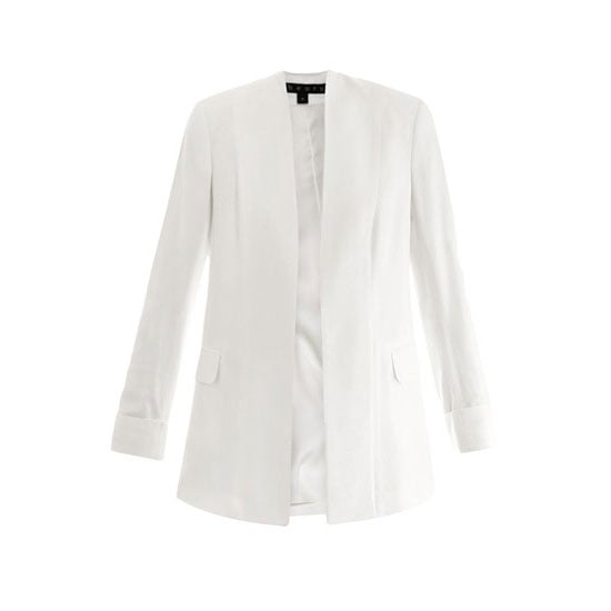 The Rag & Bone show confirmed that I need to buy this white blazer.— Laura, shopstyle.com.au country manager Blazer, approx $440, Theory at Matches
