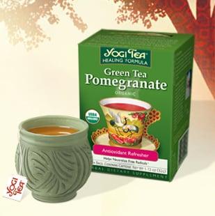 Free Yogi Tea