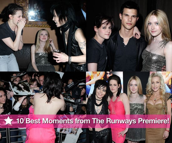 PopSugar's 10 Best Runaways Premiere Moments!