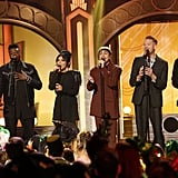 Pentatonix's Performance on the Wicked Special Video