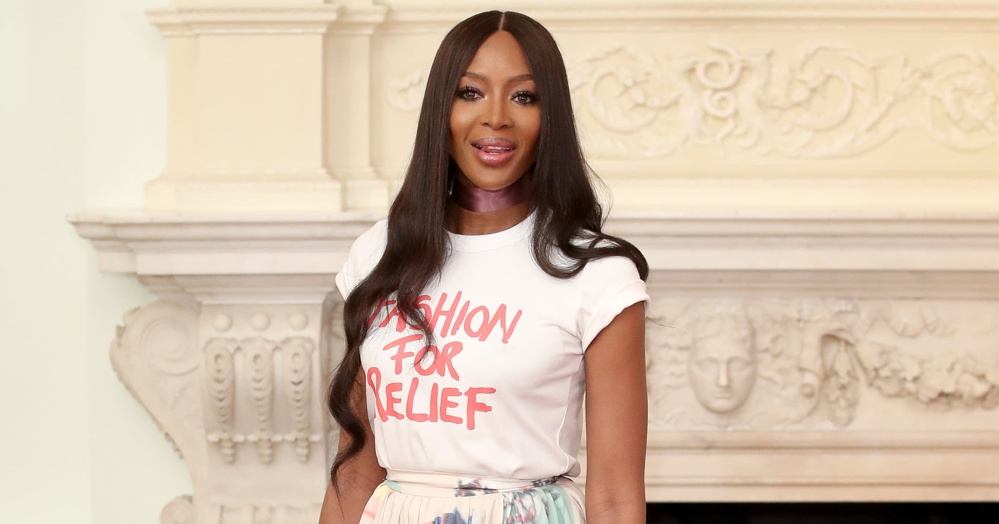 Naomi Campbell Responds to a Negative Article About Her in a New YouTube Video