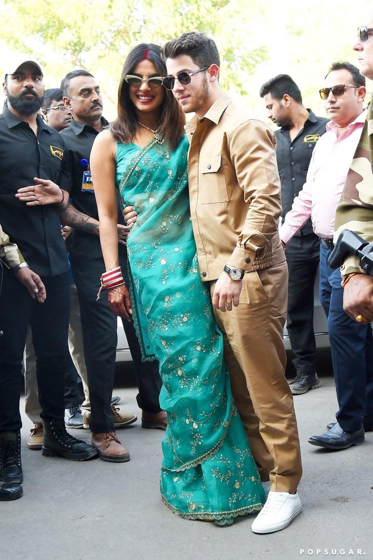 Priyanka Chopra S Wedding Ring Popsugar Fashion