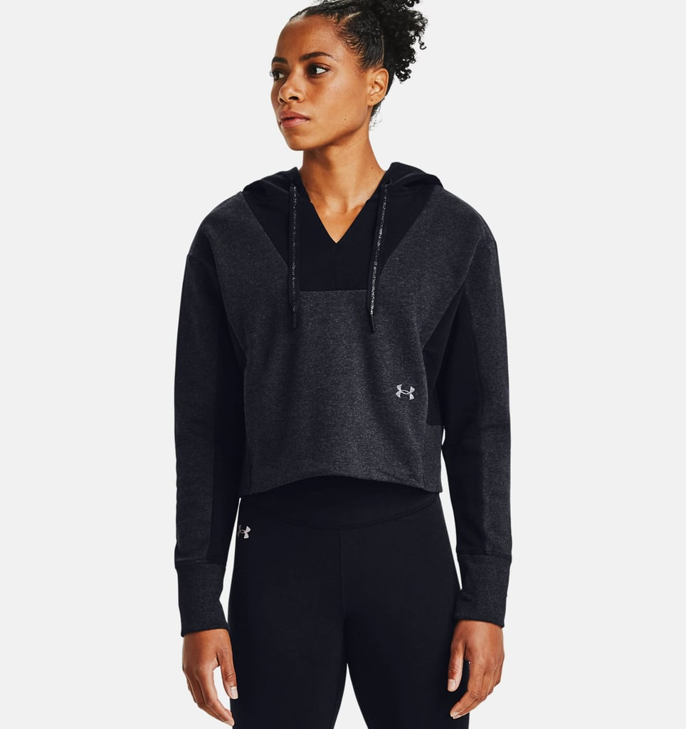 UA Rival Fleece Embroidered Hoodie