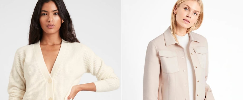 Best Winter Clothes at Banana Republic | Editor Picks