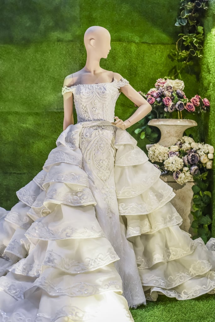 Best Wedding Dresses From the 2016 Bride Show Abu Dhabi
