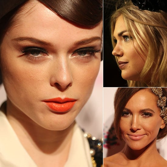 Coco Rocha, Kate Upton at 2013 Crown Oaks Day Luncheon