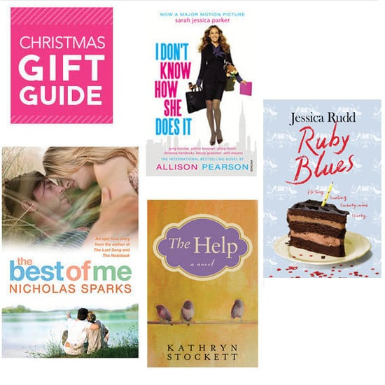 Christmas Gift Ideas Women's Novels and Chick Lit by Nicholas Sparks, Cecilia Ahern and Candace Bushnell!