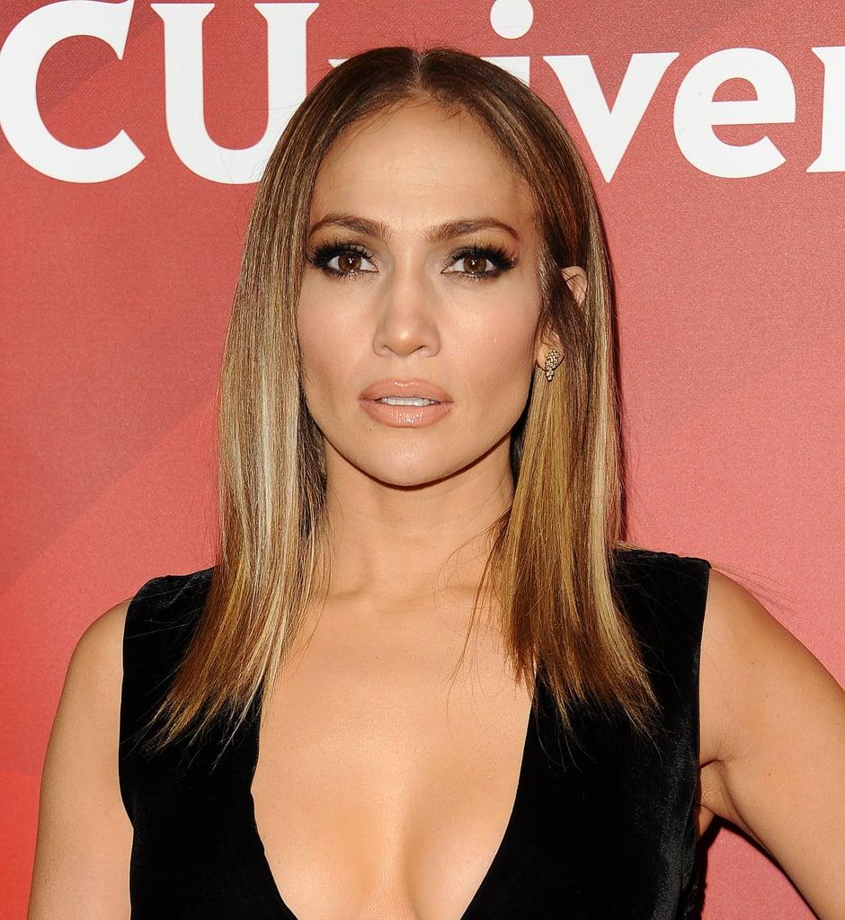 Jennifer Lopez: Straight Lob