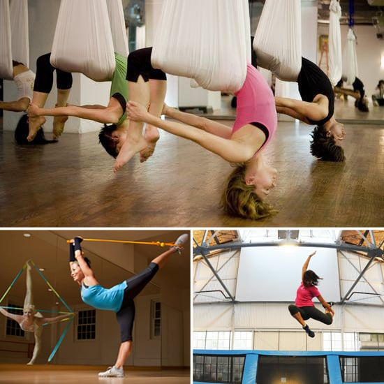 Circus Arts Fitness Classes at Gyms