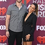 Pictured: Michael Caussin and Jana Kramer
