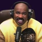 Steve Harvey Talks About Michael B Jordan on The Ellen Show