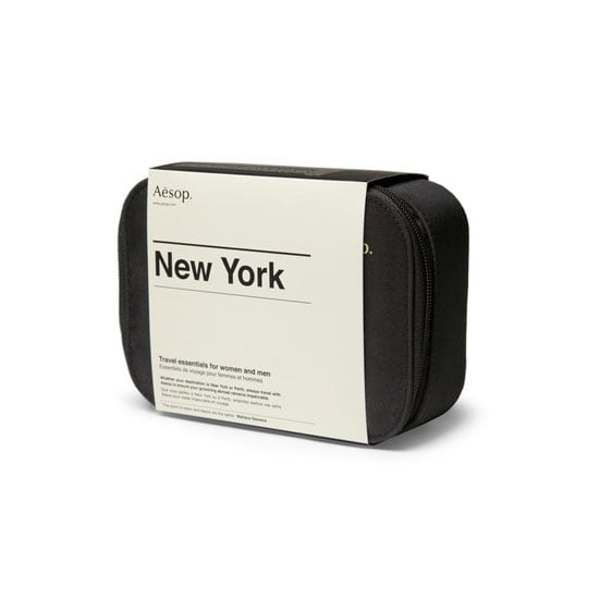 Aesop New York Travel Kit, approx $84