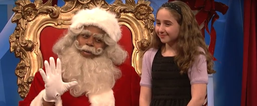 Not Even Santa Claus Can Explain the Absurdity That Is 2017 in This SNL Skit