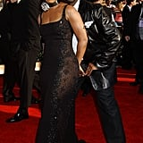 They were all smiles on the carpet at the Screen Actors Guild Awards in March 2002.