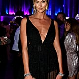 Karlie Kloss at the 2019 Diamond Ball